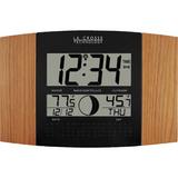 La Crosse Technology WS-8117U-IT-OAK Wall Clock