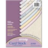 Array Card Stock