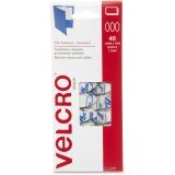 Velcro White Wafer-thin Fasteners