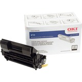 Oki 52123603 Toner Cartridge - Black - LED - 26000 Page