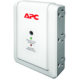 APC SurgeArrest Essential P6W 6-Outlets Surge Suppressor