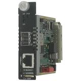 Perle CM-1110-SFP Gigabit Ethernet Managed Media Converter