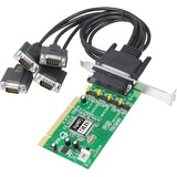 SIIG JJ-P04621-S7 4-port Multiport Serial Adapter