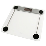 AWS AMW-330LPG Low Profile Bathroom Scale 330x0.2lb