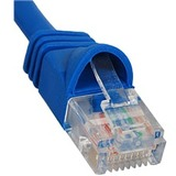 ICC Patch Cord, Cat 6 Molded Boot, Blue