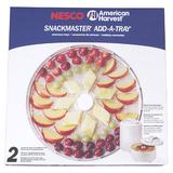 Nesco Add-A-Tray Food Tray Attachment