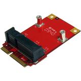 StarTech.com Half Size to Full Size Mini PCI Express Adapter