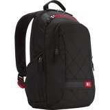 "Case Logic DLBP-114 Carrying Case (Backpack) for 13"" to 15"" Notebook"