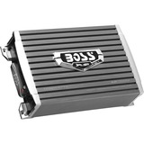 BOSS AUDIO AR1500M Armor 1500-Watt Monoblock, Class A/B 2 to 8 Ohm Stable Monoblock Amplifier with Remote Subwoofer Level Control