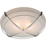 Hunter Fan Halcyon Bathroom Fan in Contemporary Cast Chrome (81030)