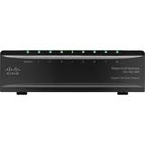 Cisco SG200-08 Gigabit Smart Switch
