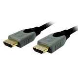 Comprehensive High Speed HD-HD-3EST HDMI with Ethernet Audio/Video Cable