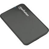 "Manhattan Hi-Speed USB, SATA, 2.5"" Drive Enclosure, Black"