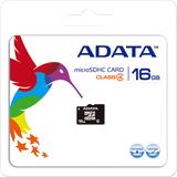 Adata AUSDH16GCL4-RA1 16 GB Class 4 microSDHC