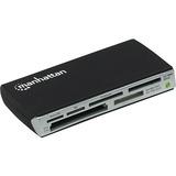 Manhattan Hi-Speed USB 2.0 60-in-1 Multi-Card Reader/Writer