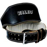 "Valeo 6"" Blk Leather Blt Sm"