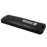 Aleratec 8GB PortaStor Secure USB 2.0 Flash Drive