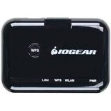 IOGEAR IEEE 802.11n - Wi-Fi Adapter for Desktop Computer/TV/DVR/Gaming Console/Blu-ray Disc Player