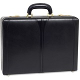 McKleinUSA Turner 80485 Carrying Case (Attaché) for File Folder, Business Card, Cellular Phone, Pen, Calculator - Black