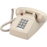 Cortelco Standard Phone - Black