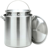 80QT STOCKPOT STEAMER/BASKET