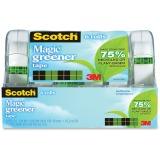 Scotch Magic Greener Tape in a Dispenser