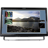 "Planar PXL2430MW 24"" LED LCD Touchscreen Monitor - 16:9 - 5 ms"