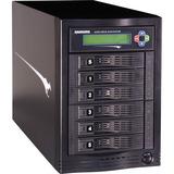 KanguruClone Hard Drive Duplicator 5HD-Tower