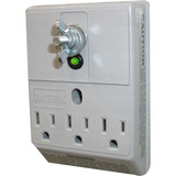DITEK GTP 3-Outlets Surge Suppressor