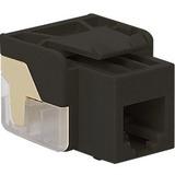 ICC Voice, RJ-11/14/25, EZ Modular Connector, Black