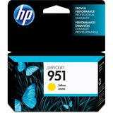HP 951 | Ink Cartridge | Yellow | Works with HP OfficeJet Pro 251dw, 276dw, 8600 Series, 8100 | CN052AN
