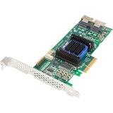 Microsemi Adaptec 6805E 8-port SAS RAID Controller