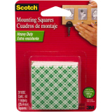 1IN SQUARES MOUNTING TAPE