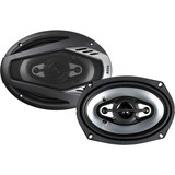 "BOSS AUDIO NX694 Onyx 6"" x 9"" 4-way 800-watt Full Range Speakers"