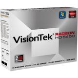VisionTek ATI Radeon HD 5450 Graphic Card