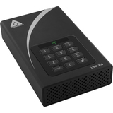 "Apricorn Aegis Padlock ADT-3PL256-2000 2 TB 3.5"" External Hard Drive"