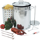 32QT TURKEY FRYER W/LID