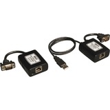 Tripp Lite VGA over Cat5/Cat6 Video Extender Kit USB Powered up to 500ft TAA/GSA