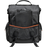 """Everki Urbanite EKS620 Carrying Case (Messenger) for 14.1"""" Notebook - Black"""