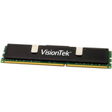 VisionTek 4GB DDR3 1333 MHz (PC3-10600) CL9 DIMM Low Profile Heat Spreader