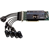 Matrox M9188 Graphic Card - 2 GB - PCI Express x16 - Single Slot Space Required
