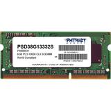 Patriot Memory 8GB PC3-10600 (1333MHz) SODIMM