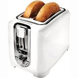 B&D 2-Slice Toaster White