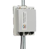 Microsemi Outdoor 1-port, 30W, 10/100/1000 BaseT Midspan, AC Input