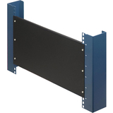 Rack Solutions 1U Filler Panel with Stability Flanges