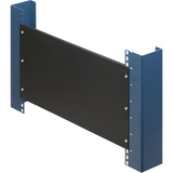 Rack Solutions 2U Filler Panel with Stability Flanges