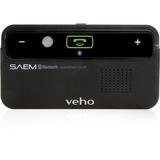 Veho SAEM Wireless Bluetooth Car Hands-free Kit - USB