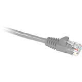 ClearLinks 5FT Cat5E 350MHZ Light Grey Molded Snagless Patch Cable