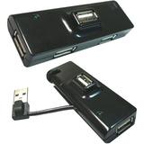 Inland Pro 4-port USB Hub