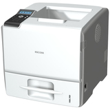 Ricoh Aficio 5200 SP 5200 DN Laser Printer - Monochrome - 1200 x 600 dpi Print - Plain Paper Print - Desktop